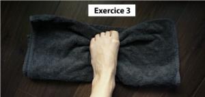 arthrose des pieds